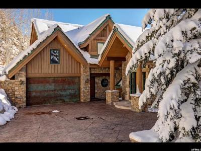 Park City Single Family Home For Sale: 3562 Oak Wood Dr