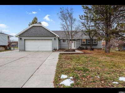 South Jordan Single Family Home For Sale: 1194 W 10610 S