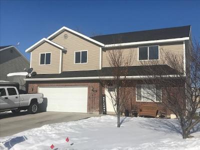 Single Family Home For Sale: 260 E Poplar Ct
