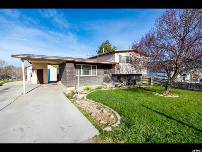 Payson Single Family Home For Sale: 460 S 700 E