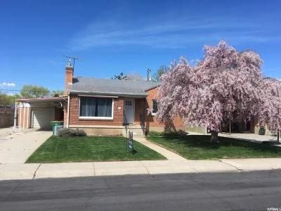 Orem Single Family Home For Sale: 953 N 75 E