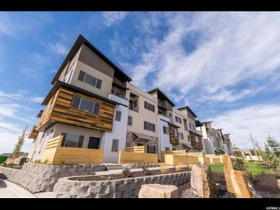 Layton Townhouse For Sale: 2222 N Hillfield Rd #4