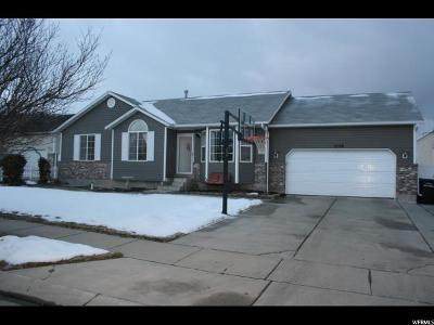 West Jordan Single Family Home For Sale: 5108 W Ghost Hill Dr S