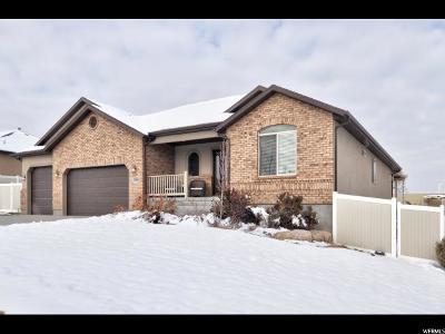 West Jordan Single Family Home For Sale: 4746 W 7470 S
