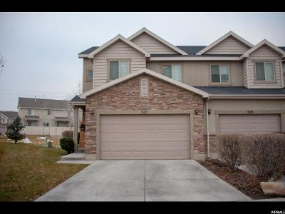 American Fork Townhouse For Sale: 627 E 110 S #F10