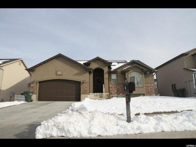 Tooele UT Single Family Home For Sale: $295,500
