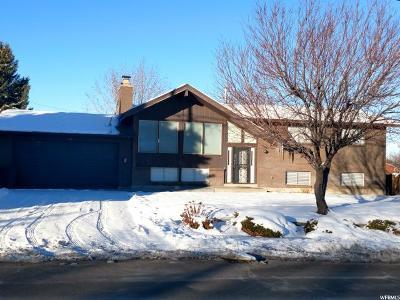 Tooele Single Family Home For Sale: 82 S Coleman