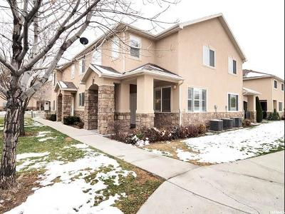 Salt Lake City Condo For Sale: 6864 W Ashby Way S
