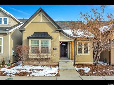 South Jordan Single Family Home For Sale: 10213 S Sacramento Way