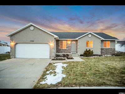 Payson Single Family Home For Sale: 1584 S 50 W