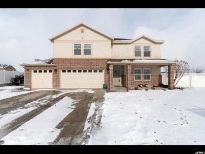 Herriman Single Family Home For Sale: 6508 W Dirassy Dr