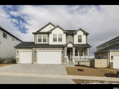 Herriman Single Family Home For Sale: 4438 W Bartlett Dr S #109