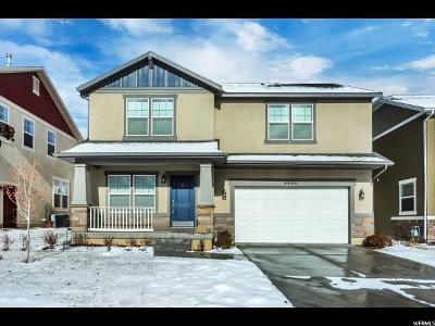 West Jordan Single Family Home For Sale: 6666 W Terrace Wash Ln S