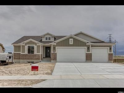 West Jordan Single Family Home For Sale: 5813 W 7520 S