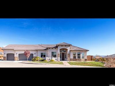 St. George Single Family Home For Sale: 2026 E 1000 Cir N