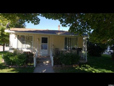 Delta Single Family Home For Sale: 207 N 300 W