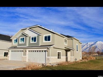 Spanish Fork Single Family Home For Sale: 277 S Spanish Trail Blvd W
