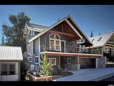 Park City Single Family Home For Sale: 97 King Rd