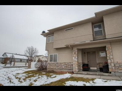 West Jordan Townhouse For Sale: 6633 W Merlot S