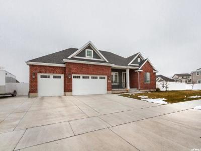 Draper Single Family Home For Sale: 13267 S Lakemont E