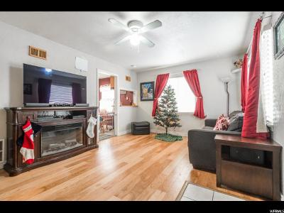 Salt Lake City Single Family Home For Sale: 1065 S 1500 W