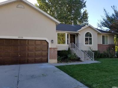Pleasant Grove UT Single Family Home For Sale: $405,000