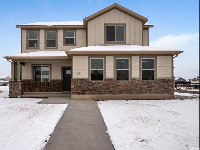 Springville Single Family Home For Sale: 231 N 750 W