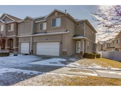 Provo Townhouse For Sale: 1418 E 1200 S