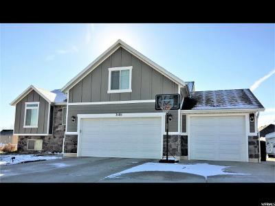 Davis County Single Family Home For Sale: 3181 W 600 N