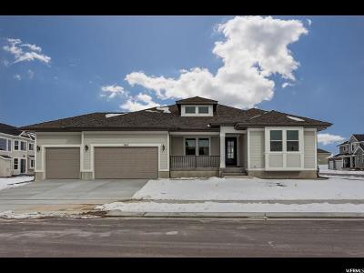 Eagle Mountain Single Family Home For Sale: 1663 E Thorpe Dr