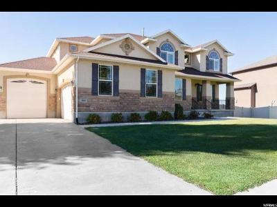 Kaysville Single Family Home For Sale: 166 E 2300 S