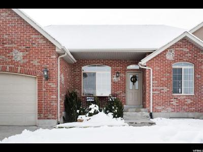 West Jordan UT Single Family Home For Sale: $410,000