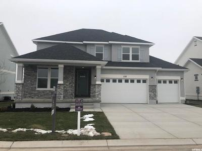 Mapleton Single Family Home For Sale: 1037 S Yarrow Dr E #23