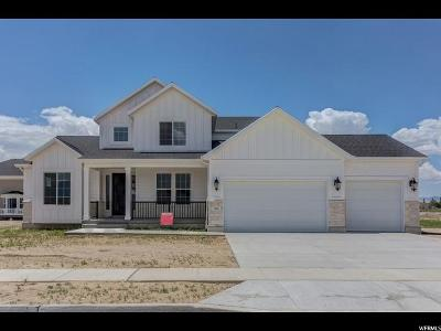 Lehi Single Family Home For Sale: 2449 N 400 E