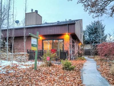 Salt Lake City Condo For Sale: 2054 E Michigan Ave