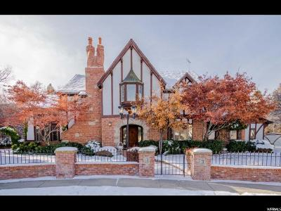 Sandy Single Family Home For Sale: 8286 S Set Point Cir E