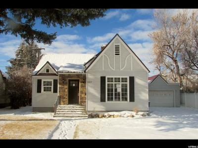 Single Family Home For Sale: 117 S 7th St
