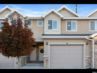 American Fork Townhouse For Sale: 68 S 610 E