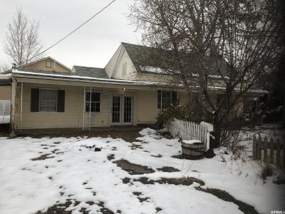 Orem Single Family Home For Sale: 106 W 1200 S
