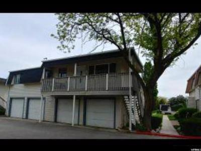 Salt Lake City Condo For Sale: 1218 W 4365 S #4C H