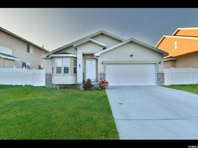 Salt Lake City Single Family Home For Sale: 3302 W Brookway Dr