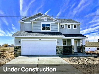 Brigham City Single Family Home For Sale: 1185 N 500 W