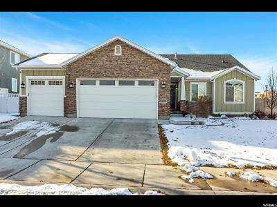South Jordan Single Family Home For Sale: 10962 S Kelso Dune Dr W