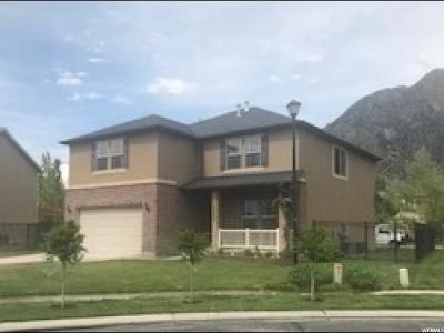Cedar Hills Single Family Home Under Contract: 10668 N Bermuda