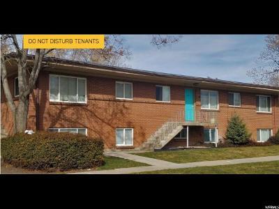 Salt Lake City Multi Family Home For Sale: 167 E Westminster