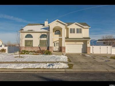 West Jordan Single Family Home For Sale: 8677 S 5170 W