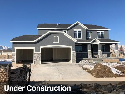 Herriman Single Family Home For Sale: 13412 S Eliot Dr W #419