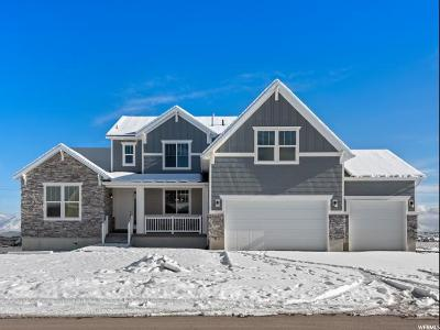 Herriman Single Family Home For Sale: 13443 S Rowell Dr W #310