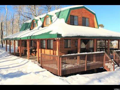 Wasatch County Single Family Home For Sale: 11148 E Birch Rd #35