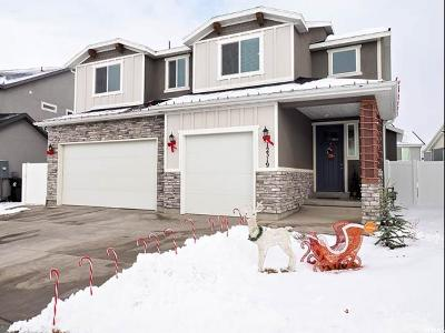 Herriman Single Family Home For Sale: 12319 S Pike Hill Ln